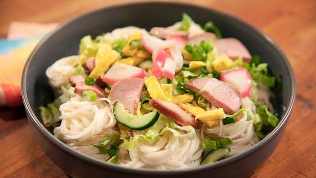 Somen-y Noodles!