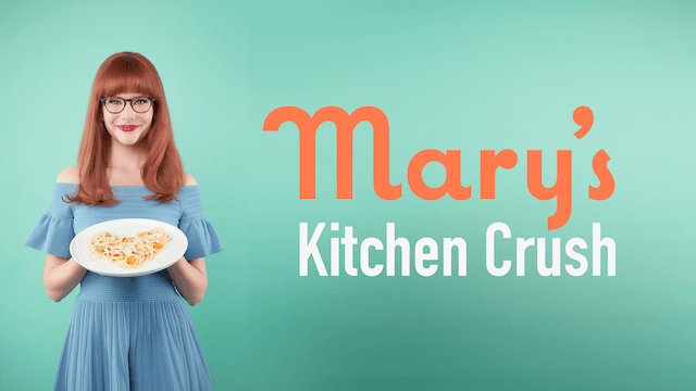 Mary's Kitchen Crush