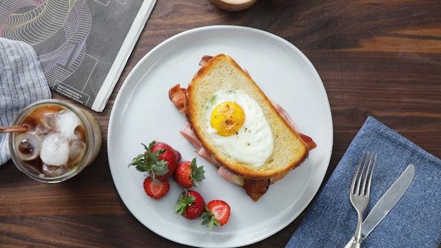 Wakey Wakey, Eggs and Bakey!