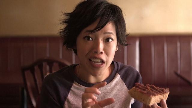 Matcha & Ogura Toast