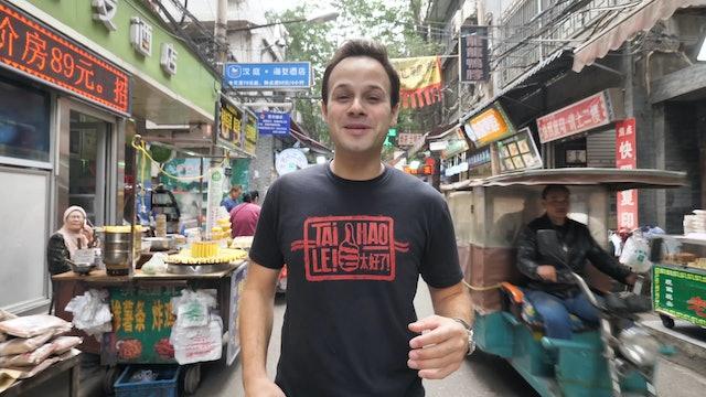 Xi'an Noodle Tour