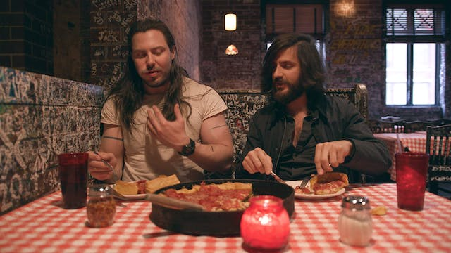 The Sound of Pizza with Andrew W.K.