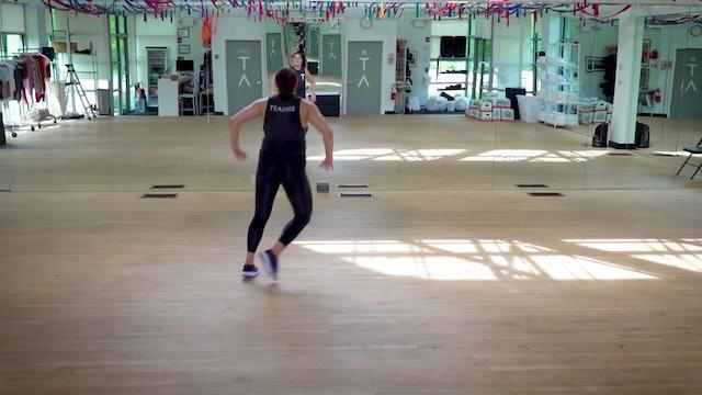 TA Teen Stream Dance Cardio led by Lara