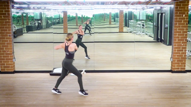TA Teen Stream Dance Cardio led by Mallory
