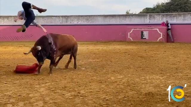 Episodio 26: El serio percance de Román tentando en Las Monjas.