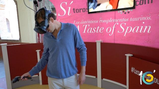 Episodio 14: Román vuelve a 'torear' en Las Ventas.