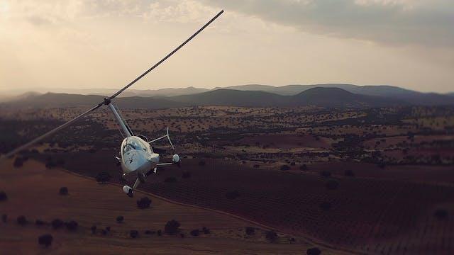 Episodio 2: Un vuelo por la Finca de ...