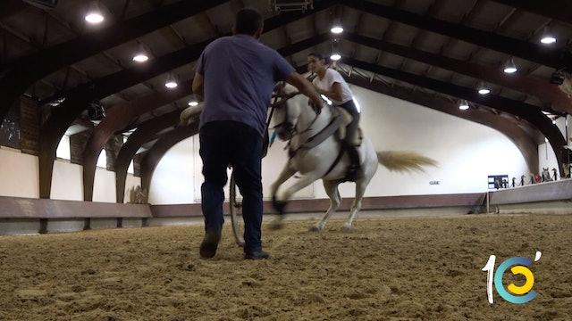 Episodio 20: El impresionante refugio de Lea y sus caballos en Nimes.