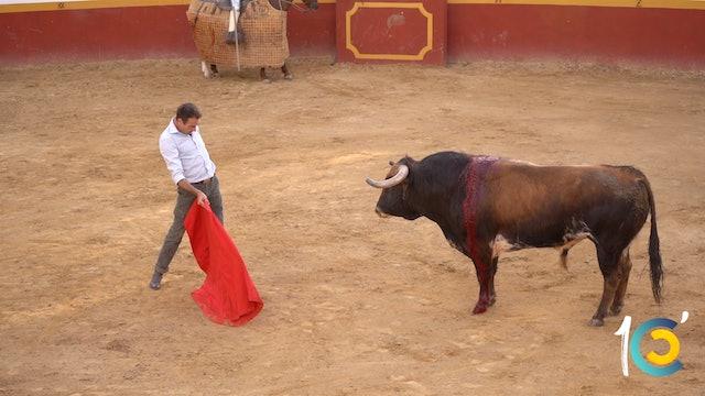 Episodio 48: Ponce no se rinde ante un toro complicado.