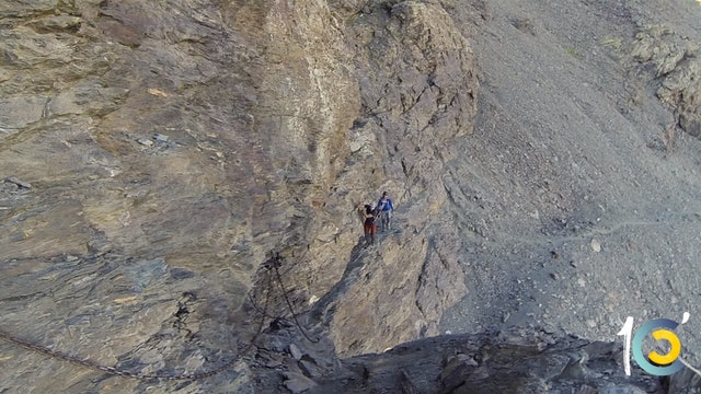 Episodio 11: La escalada más espectacular y peligrosa de El Fandi.