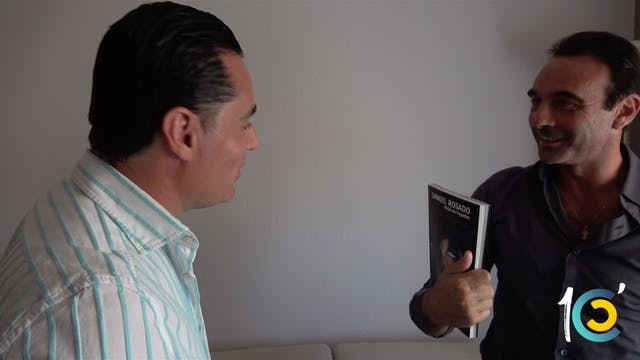 Episodio 13: Dani Rosado, mozo de esp...