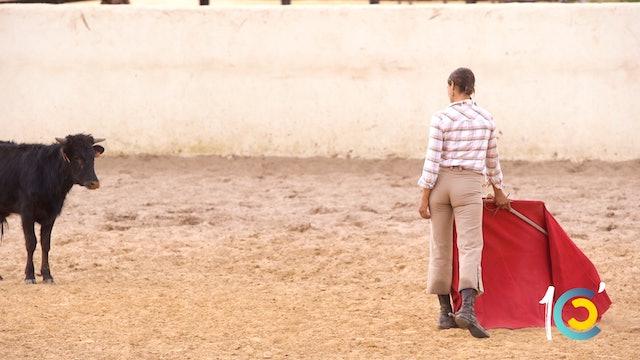 Episodio 48: Lea tienta en el campo a pie y a caballo.