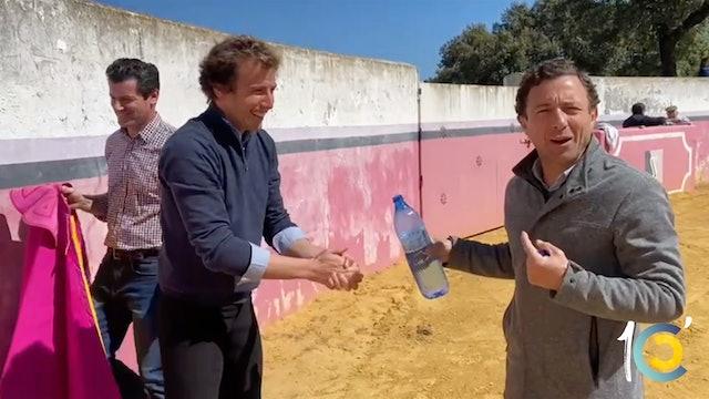 Episodio 44: Román, Rafaelillo y Pinar y el secreto del agua.