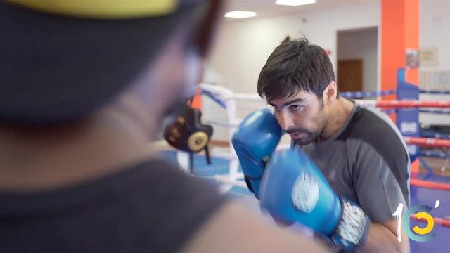 Episodio 12: Perera cambia la plaza por el ring de boxeo.
