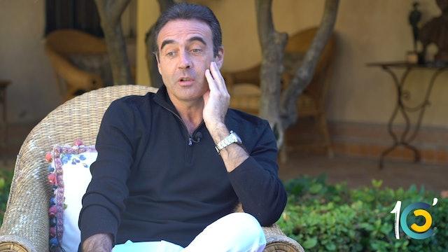 Episodio 31: Enrique Ponce se sincera hablando de su entorno.