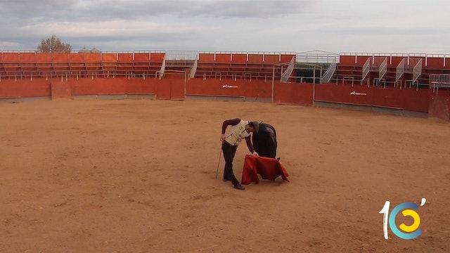 Episodio 41: El Fandi culmina su visita a Toropasión toreando.