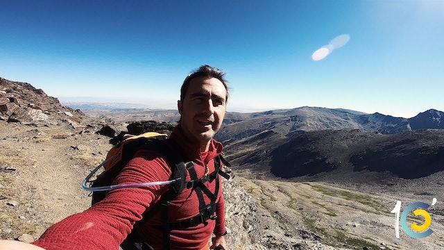Episodio 10: El Fandi nos enseña los secretos de la montaña en Sierra Nevada.