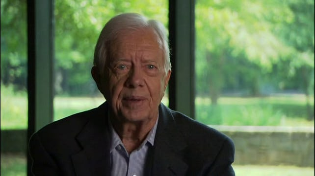 Extra: interview with President Jimmy Carter