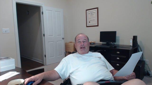 Video 26: (9/4/18)