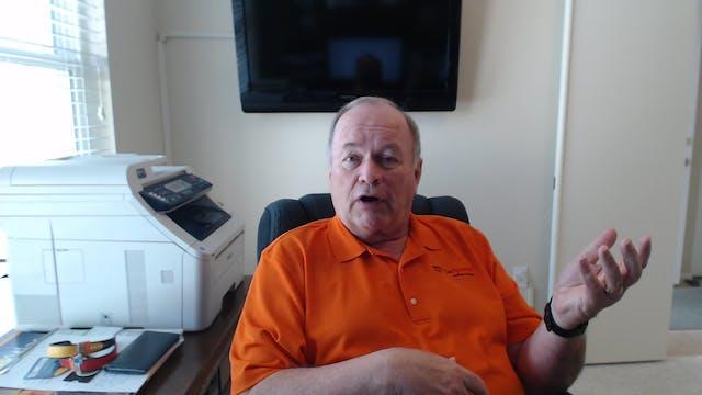 Video 49: (3/21/19)