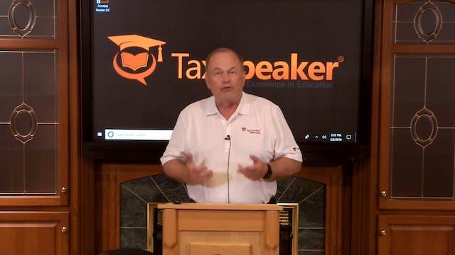Video 12: Miscellaneous Tax Topics (5...