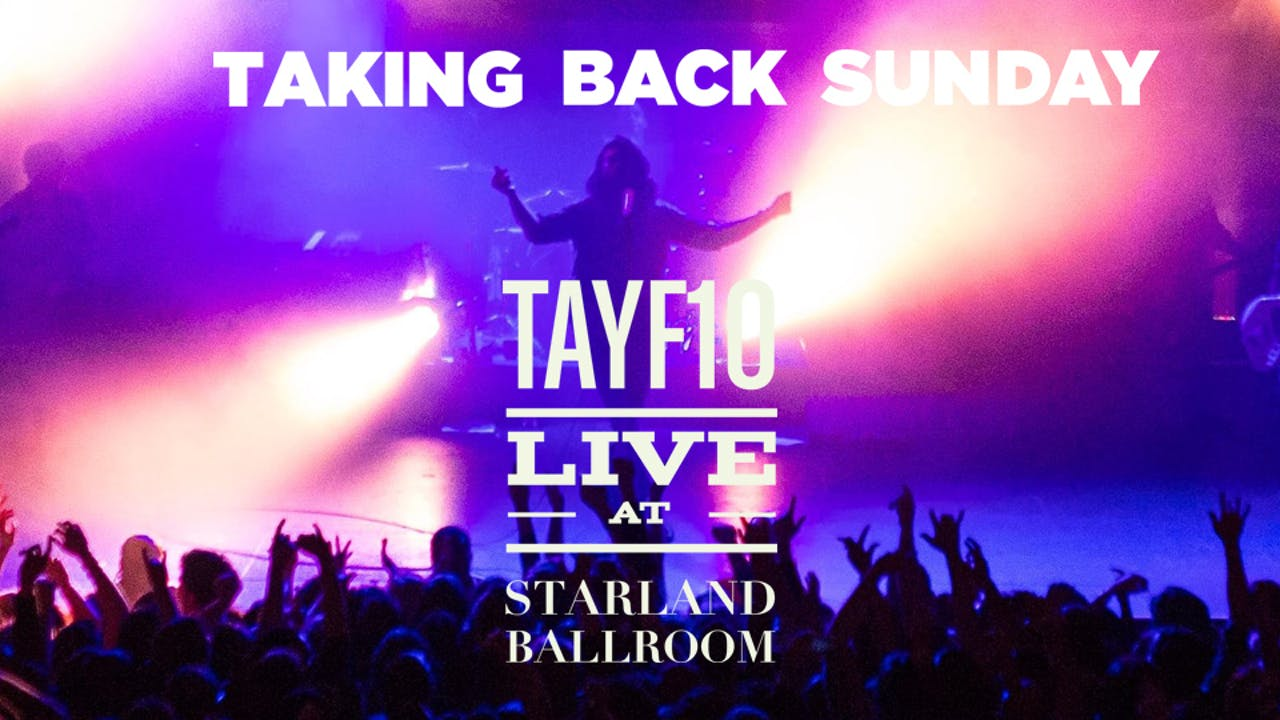TAYF10: Live From Starland Ballroom