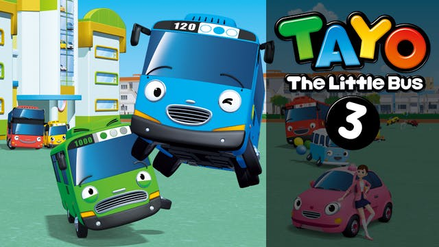 Tayo the Little Bus (Season 3)