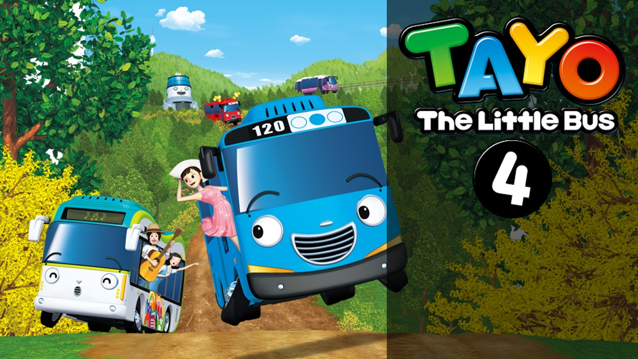 Tayo the Little Bus (Season 4)