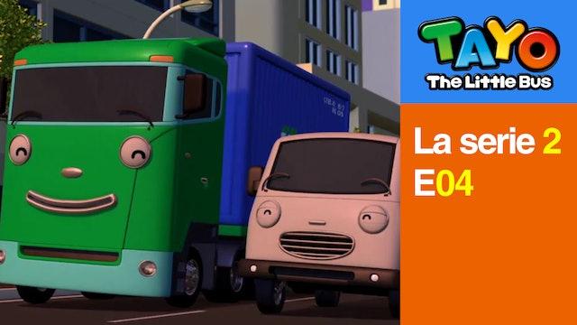 Tayo El Pequeño Bus la Serie 2 EP4 - Te voy ayudar Big