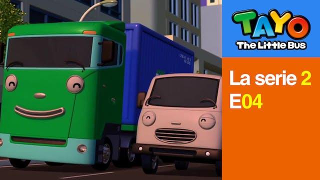 Tayo El Pequeño Bus la Serie 2 EP4 - ...