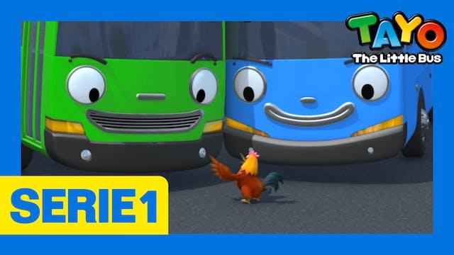 Tayo El Pequeño Bus la Serie 1 EP7 - ...