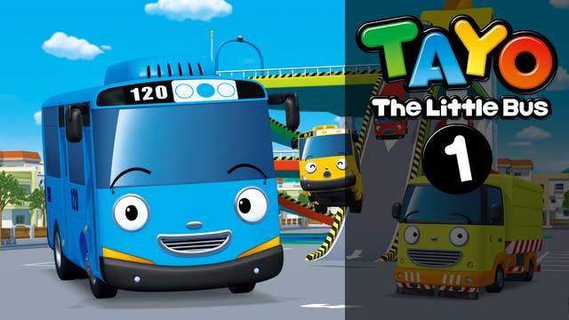 Tayo the Little Bus  (Season 1)