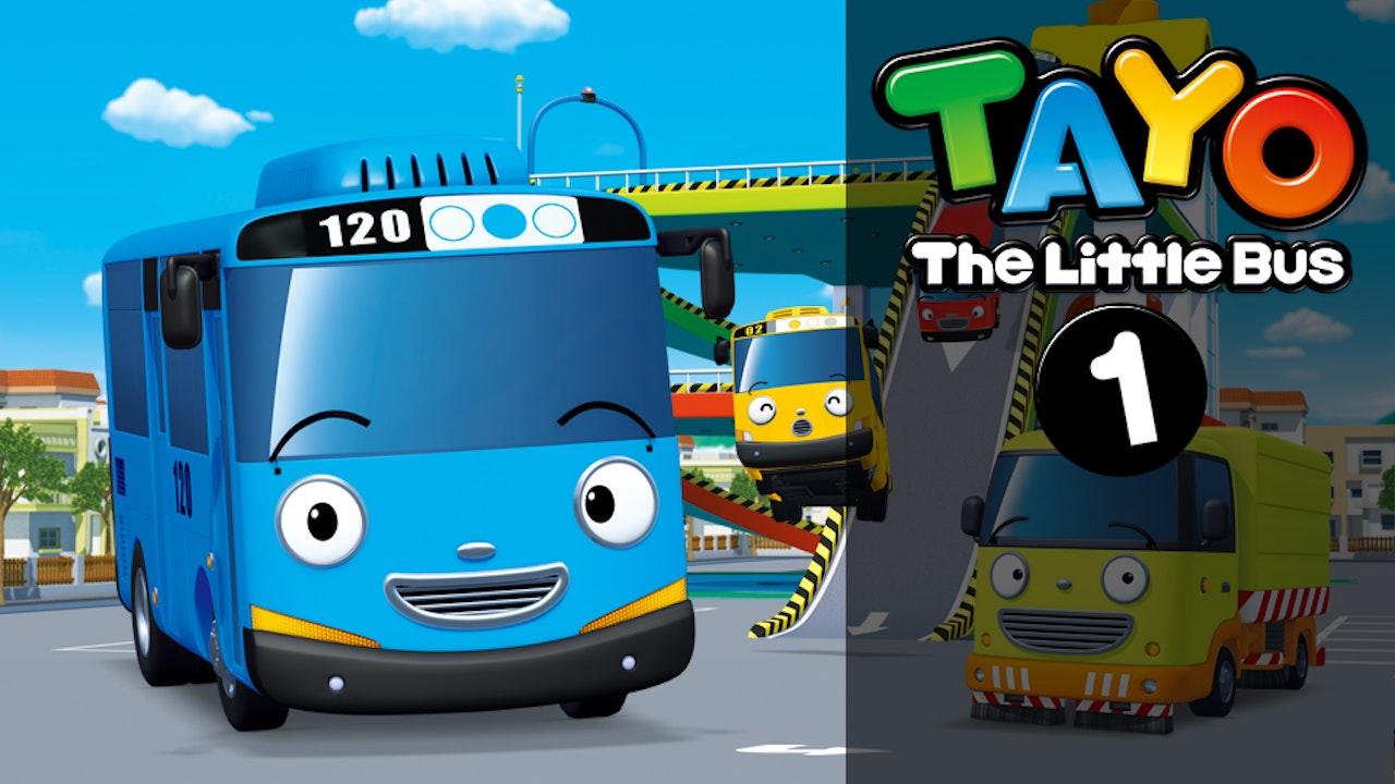Tayo the Little Bus  (Season 1)