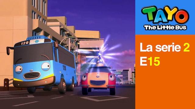 Tayo El Pequeño Bus la Serie 2 EP15 - Tayo el adulto