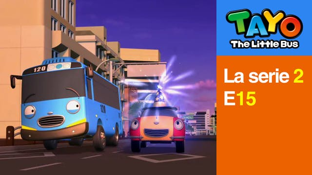 Tayo El Pequeño Bus la Serie 2 EP15 -...