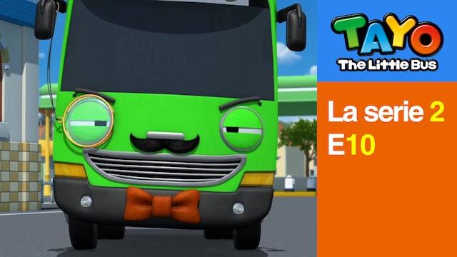 Tayo El Pequeño Bus la Serie 2 EP10 - Rogi el detective