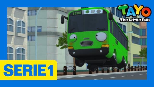 Tayo El Pequeño Bus la Serie 1 EP14 -...