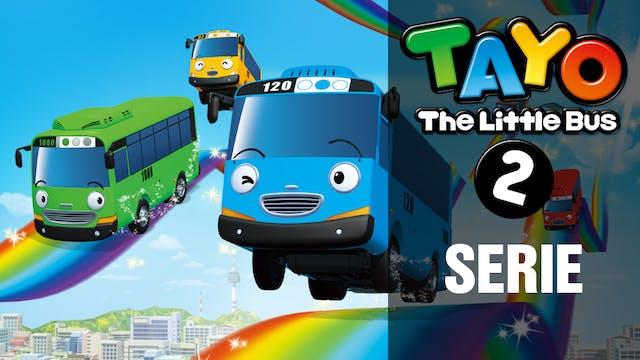 Tayo El Pequeño Bus la Serie 2