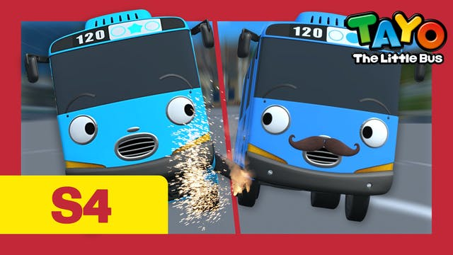 Tayo the Little Bus S4 EP16 - Who is ...