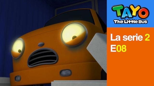 Tayo El Pequeño Bus la Serie 2 EP8 - El peor día de Nury