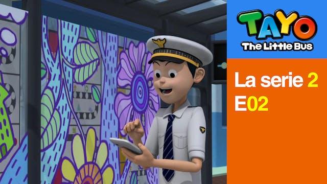 Tayo El Pequeño Bus la Serie 2 EP2 - ...