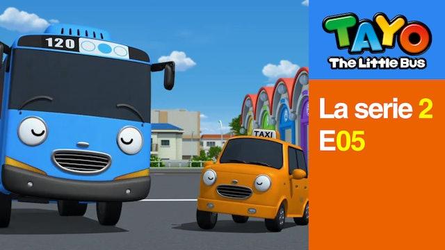 Tayo El Pequeño Bus la Serie 2 EP5 - Por favor llévame