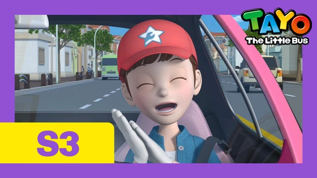 Tayo the Little Bus S3 EP18 - The bes...