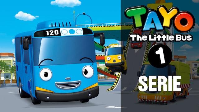 Tayo El Pequeño Bus la Serie 1