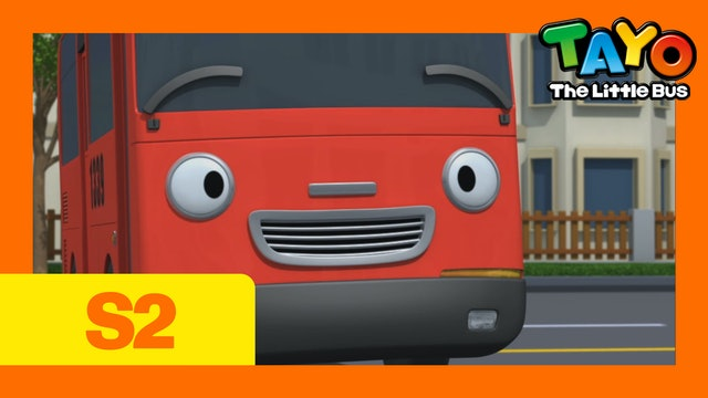 Tayo the Little Bus S2 EP3 - Gani the Teacher!