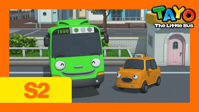 Tayo the Little Bus S2 EP5 - Please Pick Me