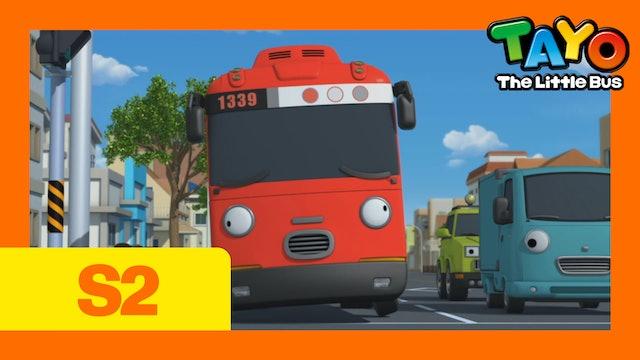 Tayo the Little Bus S2 EP20 - Gani's Present