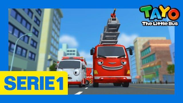Tayo El Pequeño Bus la Serie 1 EP18 -...