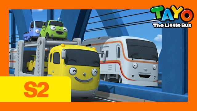 Tayo the Little Bus S2 Opening Song