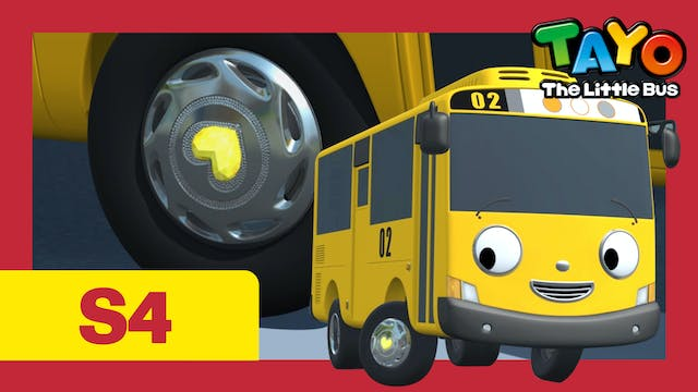 Tayo the Little Bus S4 EP4 - Give me ...